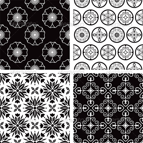 Patterns Set - Patterns Decorative