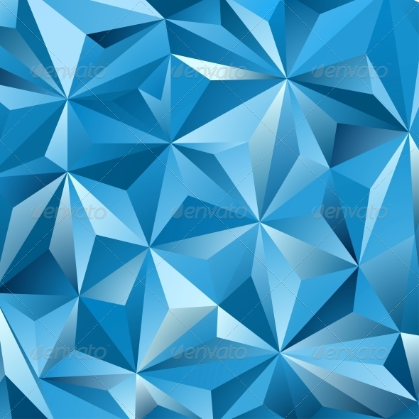 Abstract Blue Background - Abstract Conceptual