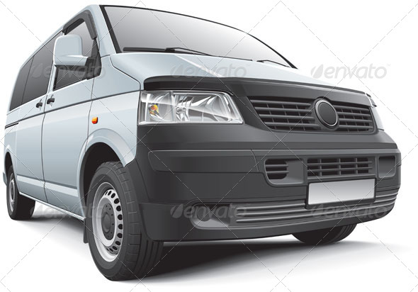 Germany Light Commercial Vehicle - Vectors