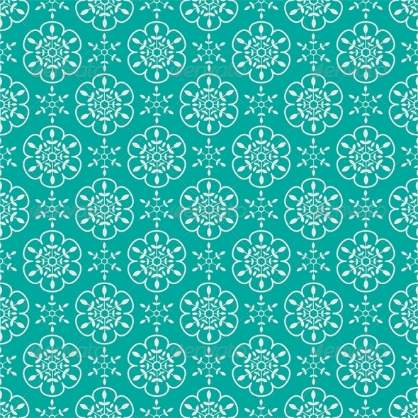 Snow Pattern - Patterns Decorative