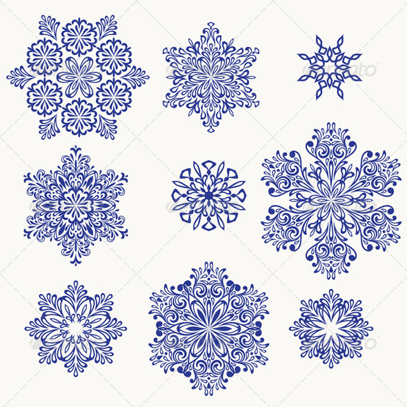 Vector Seamless Pattern - Seasons/Holidays Conceptual