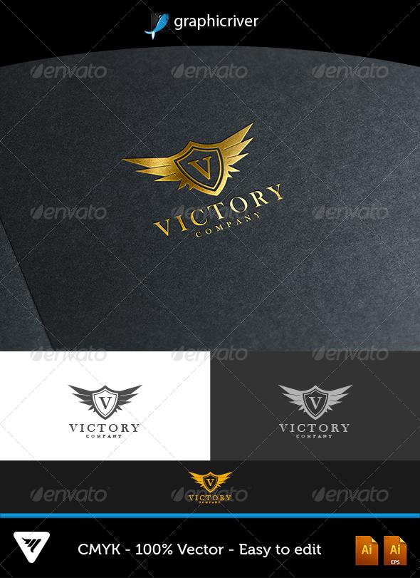 Victory Logo - Logo Templates