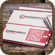 Square Business Card Vol4 - GraphicRiver Item for Sale