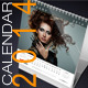 Desktop Calendar 2014 - v2 - GraphicRiver Item for Sale
