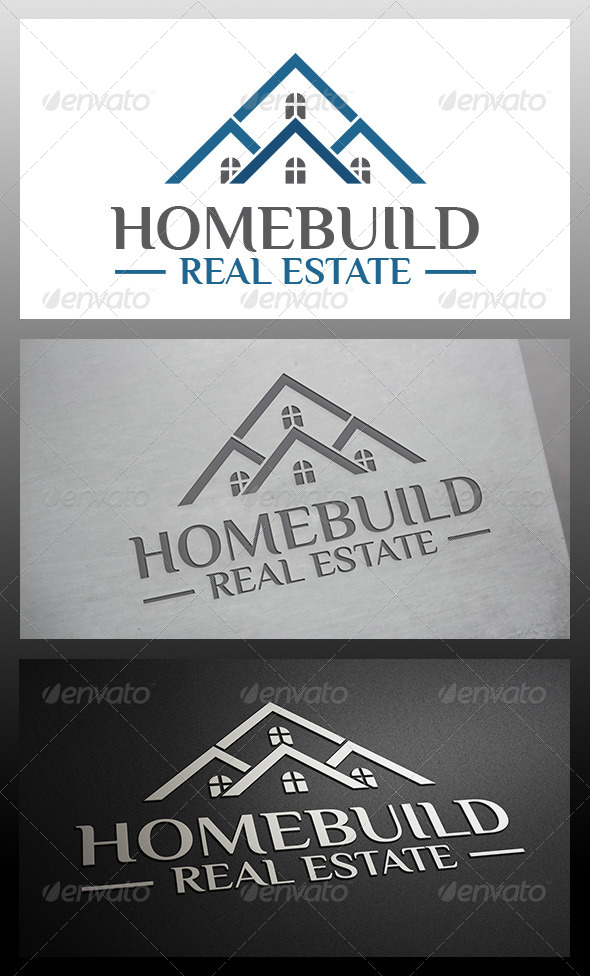 Builders Logo - Buildings Logo Templates