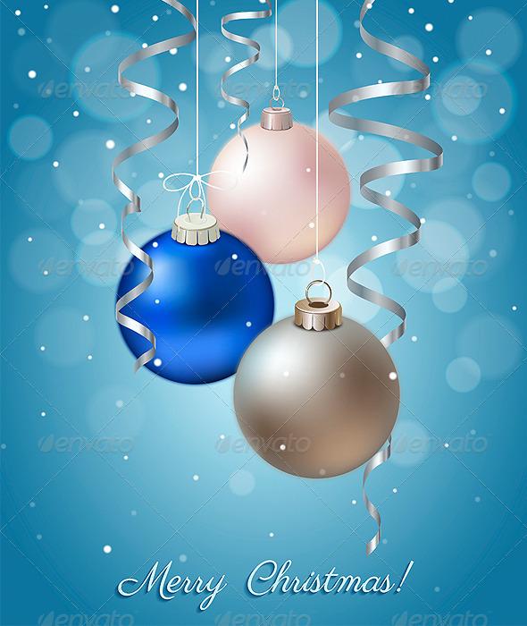Christmas Decoration - Decorative Symbols Decorative