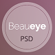 Beaueye - Under Construction Page Template - GraphicRiver Item for Sale