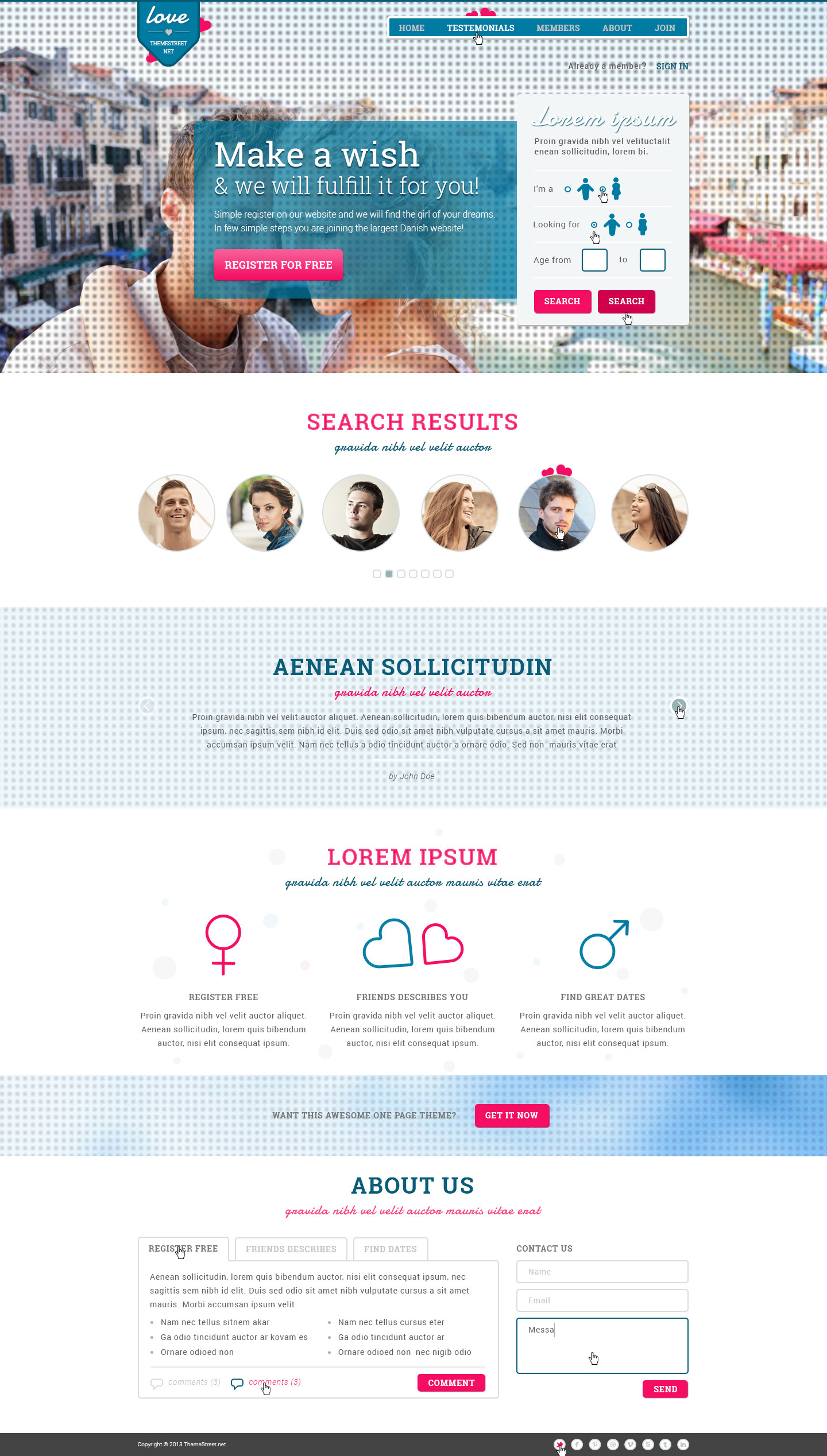 themeforest dating paradise Themeforest - zawaj v12 - dating psd template - 9728997 zawaj – dating – community – psd template, is an awesome design idea it is perfect for a dating or community website but can be use.