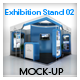 Exhibition Stand Design Vol 02  - GraphicRiver Item for Sale