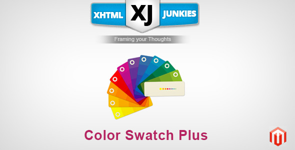 Color Swatch Plus By XJ