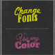 4 Chalkboard Text Styles - GraphicRiver Item for Sale