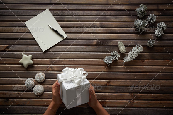 Celebration of Christmas - Stock Photo - Images