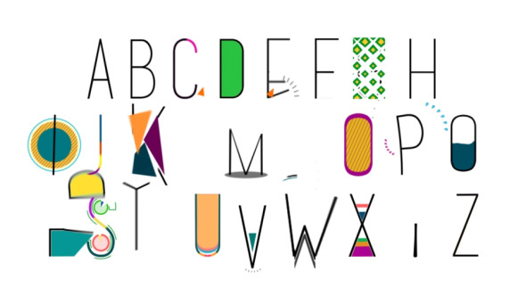 Animated Alphabet K