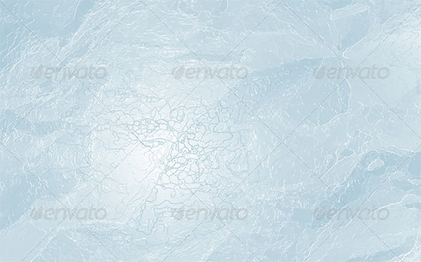 Ice Background - Backgrounds Graphics