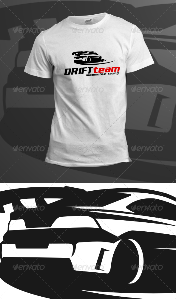 Drift Team T-Shirts - T-Shirts