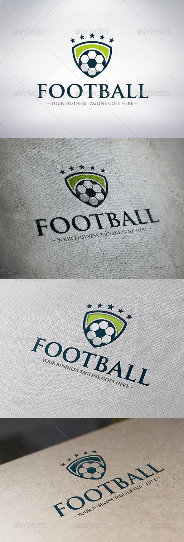 Football Logo Template - Crests Logo Templates