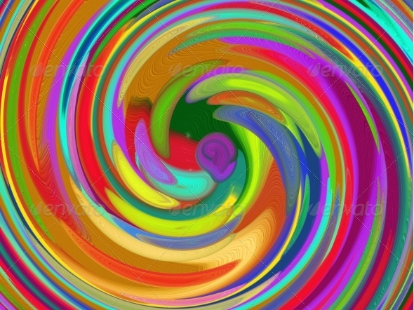 Abstract spiral - Abstract Backgrounds