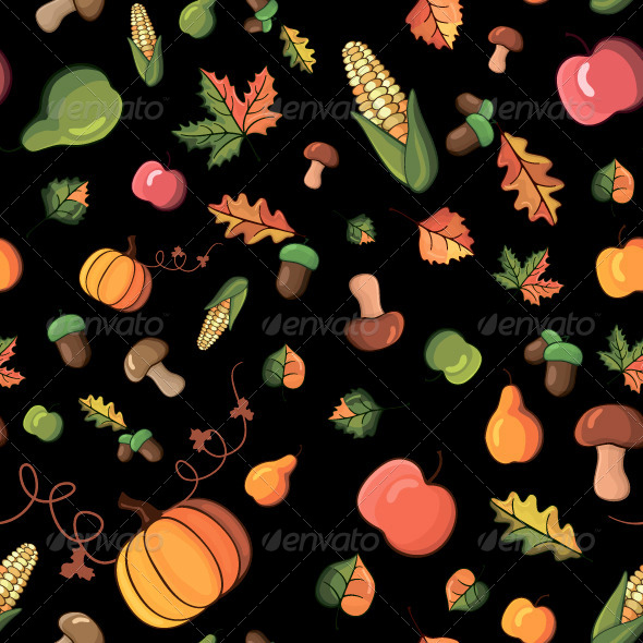 Harvest Pattern - Patterns Decorative