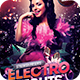 Electro Nights Flyer - GraphicRiver Item for Sale
