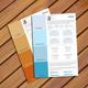Corporate Resume/CV - GraphicRiver Item for Sale