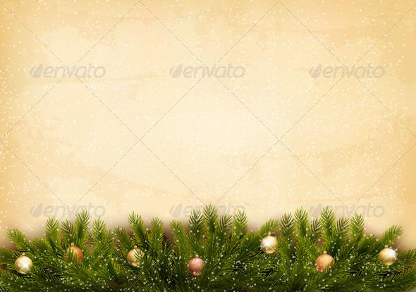 Christmas Holiday Background - Christmas Seasons/Holidays