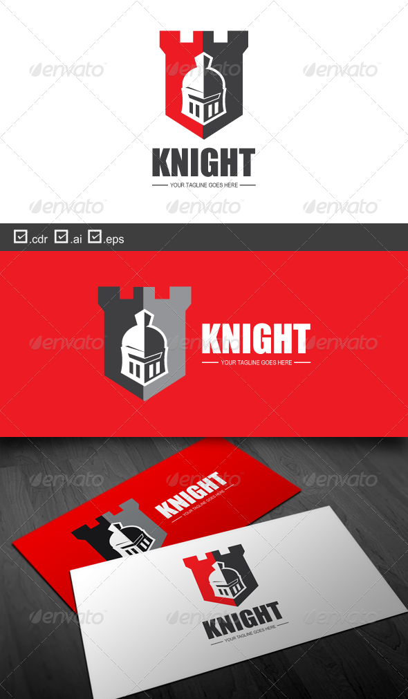 Knight - Humans Logo Templates