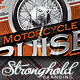 Vintage Motorcycle Cruiser Flyer - GraphicRiver Item for Sale