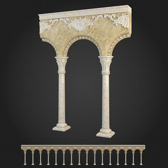Arcade 003 - 3DOcean Item for Sale