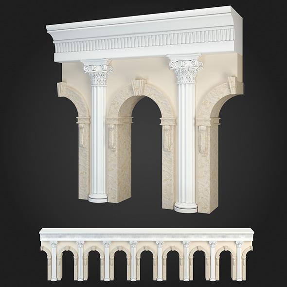 Arcade 006 - 3DOcean Item for Sale