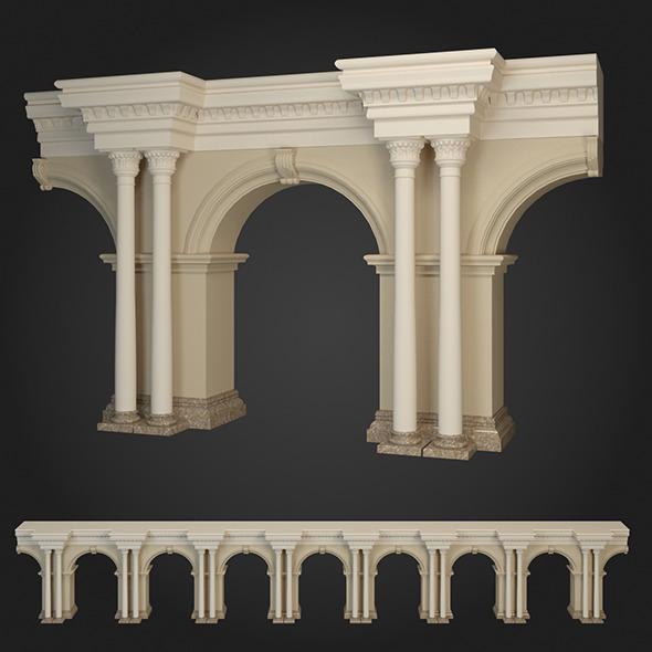 Arcade 007 - 3DOcean Item for Sale