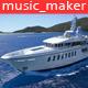 Blue Yacht - AudioJungle Item for Sale