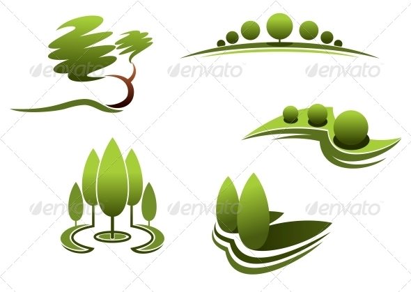 Landscape Design Elements - Landscapes Nature