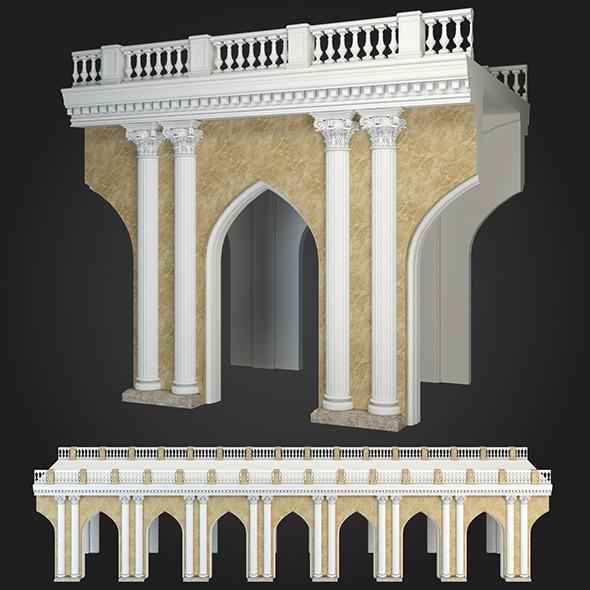 Arcade 013 - 3DOcean Item for Sale