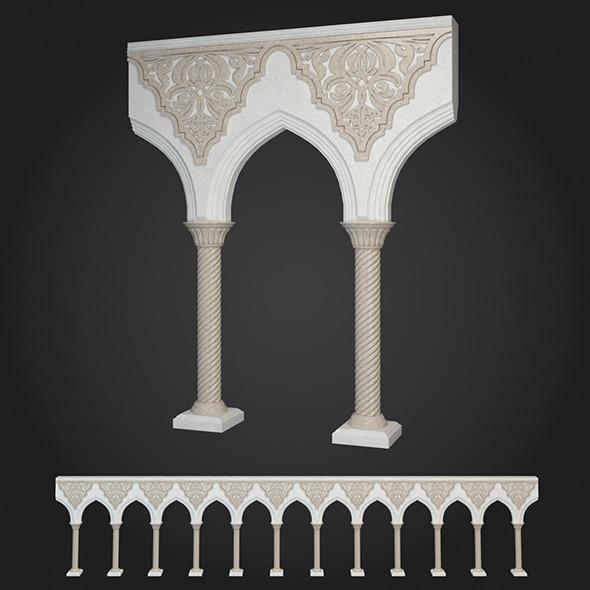Arcade 015 - 3DOcean Item for Sale