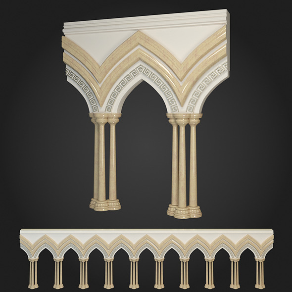 Arcade 020 - 3DOcean Item for Sale