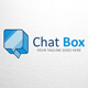 Chat Box Logo - GraphicRiver Item for Sale