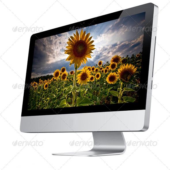 Display Mock Up - Product Mock-Ups Graphics