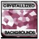 10 Crystallized Glowy Backgrounds