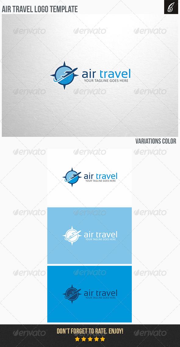 Air Travel Logo - Symbols Logo Templates