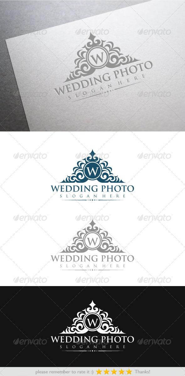 Wedding Photo - Vector Abstract