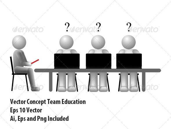 Team Education - Conceptual Vectors