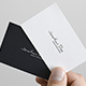 Minimal Business Card Vol.1 - GraphicRiver Item for Sale