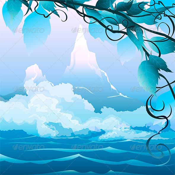 River Landscape - Landscapes Nature