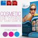 Cosmetic Flyer Vol.4 - GraphicRiver Item for Sale