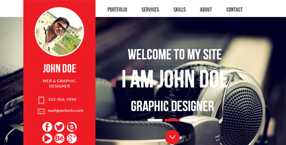 Portfolio Muse Multipurpose Template