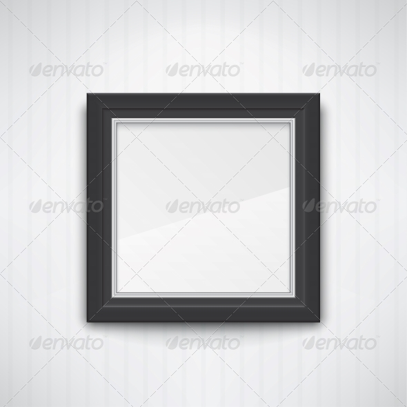 Empty Frame - Borders Decorative