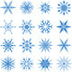 Snowflake Designs - GraphicRiver Item for Sale