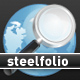Steelfolio - ThemeForest Item for Sale