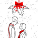 Under the Mistletoe - GraphicRiver Item for Sale