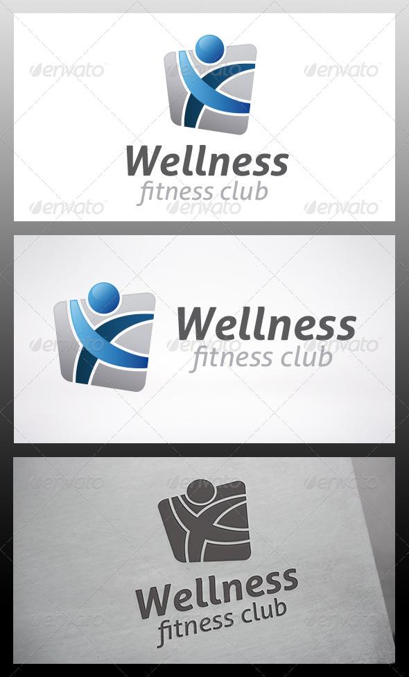 Fitness Logo - Humans Logo Templates